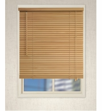 HB607S 25mm Basswood Blinds