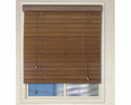 Bamboo Laminated Venetian Blinds