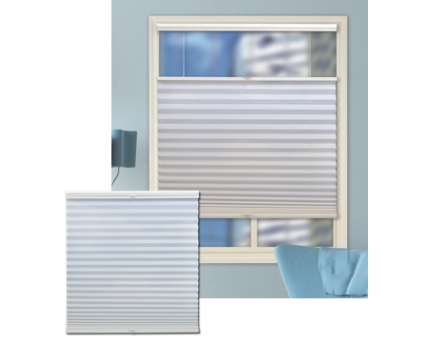 HP0R3AB1141 25mm Cordless TDBU Pleated Blinds